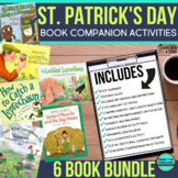 St Patricks Day Activities Bundle writing reading vocabula