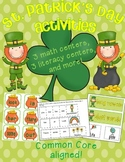 St. Patrick's Day Activities (Common Core aligned)