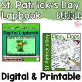 St Patricks Day Activities Interactive Notebook Digital an
