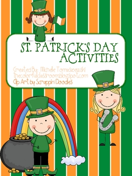 St. Patrick's Day Activities {March 17}