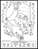 St. Patrick's Day Activity Coloring Pages