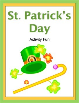 St. Patrick's Day Activity Fun