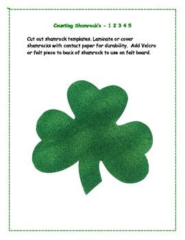 St. Patrick's Day Activity Idea's