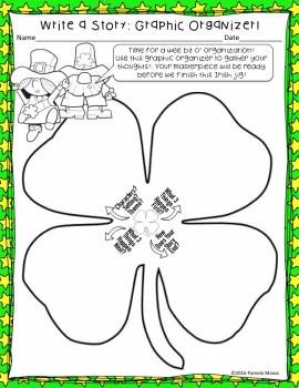 St. Patrick's Activity Packet - Newly Updated!