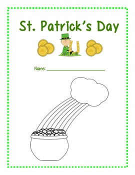 St. Patrick's Day Activity Packet
