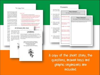 St Patrick's Day Activity for Secondary ELA