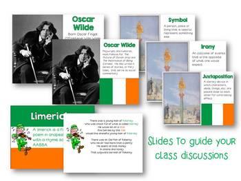 St Patrick's Day Activity for Secondary ELA