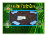 St. Patrick's Day Activity money (coin) game