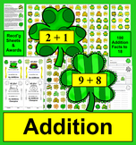 St. Patrick's Day Math:  Addition