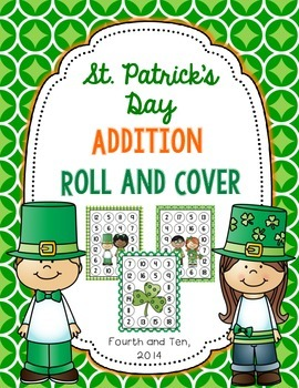 St. Patrick's Day Addition Roll and Cover