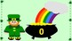 St. Patrick's Day Addition Sentence Match Math Center