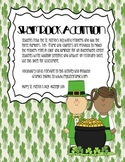 St. Patrick's Day Addition- Three Numbers Word Problems