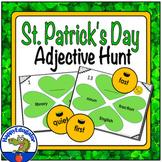 St. Patrick's Day Adjective Hunt