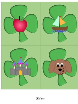 St. Patrick's Day Alphabet Activities {Letter ID, Sequencing & Sounds}