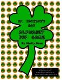St. Patrick's Day Alphabet Pop Game