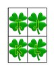 St. Patricks Day Alphabet and numbers