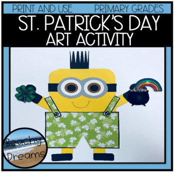 St. Patricks Day Arty Activity for the Primary Grades