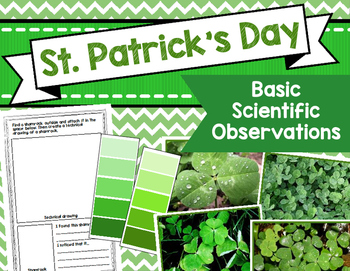 St. Patrick's Day Basic Scientific Observations