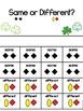 St. Patrick's Day Basic Skill Flipbooks