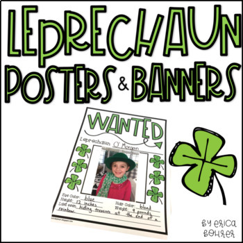 Leprechaun Posters and Banners