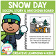 Social Story Snow Day Autism