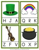 St Patricks Day Beginning Sounds Clip Cards