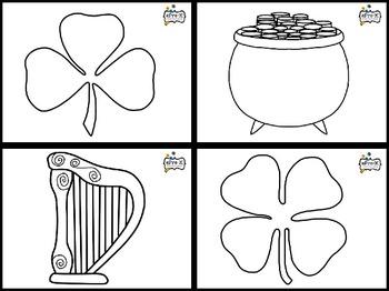 St. Patrick's Day Bingo