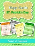 St. Patrick's Day - Bingo Cards