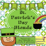St. Patrick's Day Blends