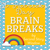 St. Patrick's Day Brain Breaks