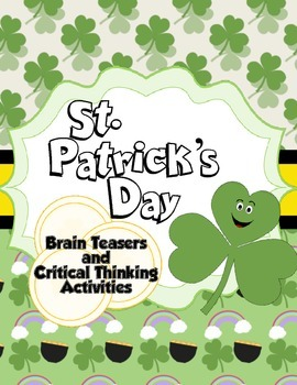 St. Patrick's Day Brain Teasers and Puzzles