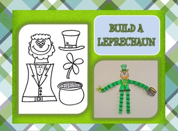 St. Patrick's Day - Build a Leprechaun