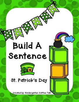 St. Patrick's Day Build a Sentence