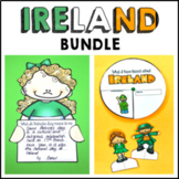 Ireland Bundle Saint Patrick Maps Worksheets History Literacy Math Activities