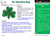 St. Patrick's Day CLIP (Creative Learning in a Pinch)