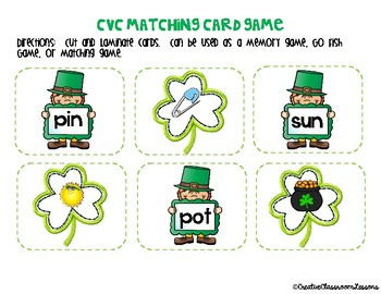 St. Patrick's Day CVC Center or Game