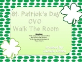 St. Patrick's Day CVC Walk the Room