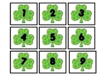 St. Patrick's Day Calendar/Number Cards