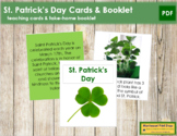 St. Patrick's Day Cards and Booklet