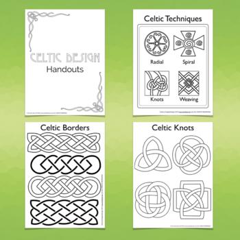 Celtic Knots - Great St. Patricks Day Activity