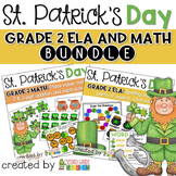 St. Patrick's Day Math and Language Arts