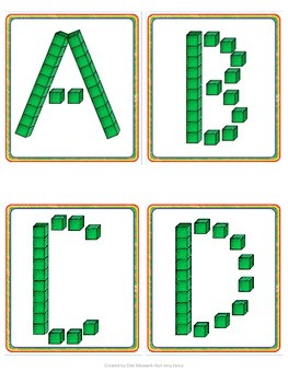St. Patrick's Day Themed Place Value Pack
