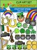 St. Patrick's Day Clip Art Bundle (Sticky Foot Studio)