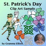 St. Patrick's Day Clip Art Sample