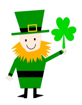 St. Patrick's Day Clip Art {Made By Me}