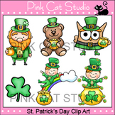 St. Patrick's Day Clip Art - Personal & Commercial Use