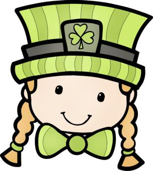 St. Patricks Day Clip Art - Whimsy Workshop Teaching
