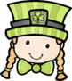 St. Patricks Day Kids Clip Art