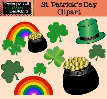 St. Patrick's Day Free Clipart