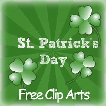 St. Patrick's Day Clipart Images {Free}